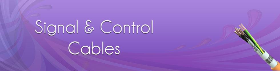 Signal & Control Cables
